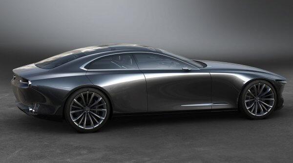 東京モーターショーで ワールドプレミアとなったマツダのビジョン・クーペ。 このスタイルの「発展型」での発売は、実現しそうですか??