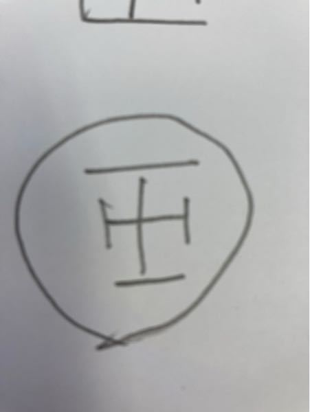家紋について質問なんですが、こうゆう家紋の名前わかる方いますか? 名前と由来的なものも教えてもらえたら嬉しいです!