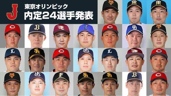 プロ野球 侍ジャパン 日本代表選手が決定しましたが、どう思いますか? https://www.japan-baseball.jp/jp/games/tokyo2020/player.html