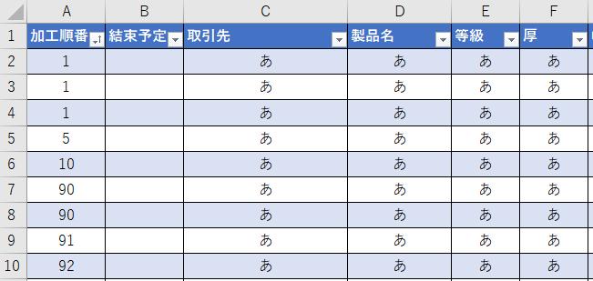 90以上の数字の列を切り取って「データベース」シートへ転記するVBAは どのようにすればいいでしょうか? A列にある数字で、90以上の数字の列を選択し、切り取ってデータベースシートの 最終行へ貼...