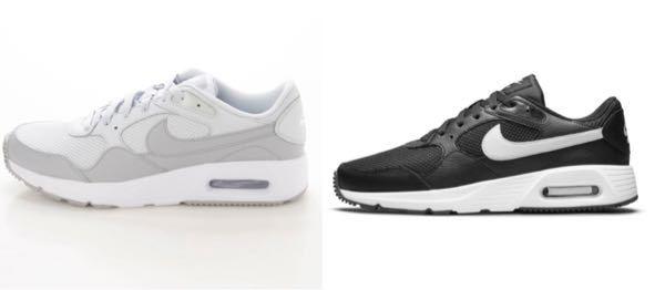 高校2年生です。 今日初めて新しい靴を買おうと思い靴屋さんに行って写真と似たようなのを見つけたのですが、どちらの方がいいと思いますか?またダサくはないですかね? 他に1万円以下で良い靴があれば教えて頂きたいです❗