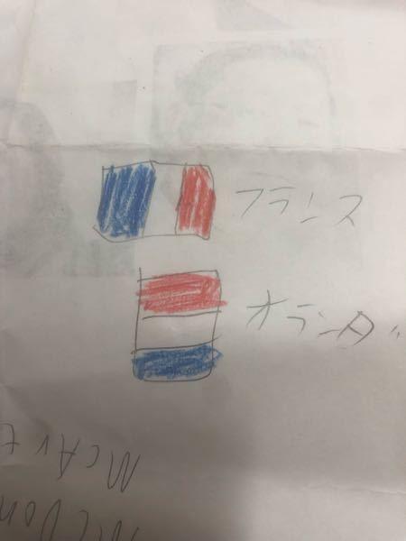 なぜオランダとフランスの国旗は赤と青と白なの?