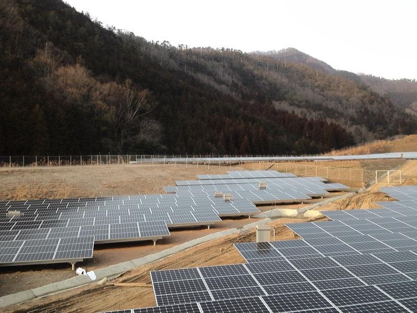 心霊スポットにしておくくらいなら、ソーラー発電所を作った方がよくないですか。