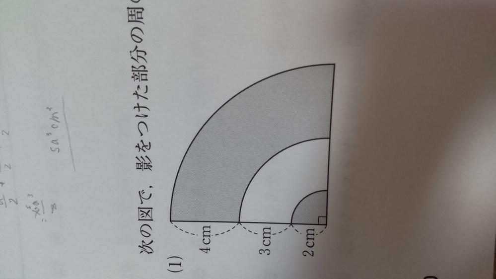 この問題ってどうやったら解けますか?出来たら答えと式を教えてほしいです