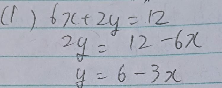 この画像の問題についてです。 この問題の答えは−3x+6だったんですけど、 自分は下の画像のように答えました。 これは正解と言うことでいいのでしょうか。 それとも文字がかけられている項は先に 持ってくる決まりがあるのでしょうか