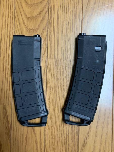 HK416DのPMAGについて質問です。 たしか30連と80連に切り替えられたと思いますが、どうやったら切り替えられますか? マグプルを外して分解しないといけないですか?