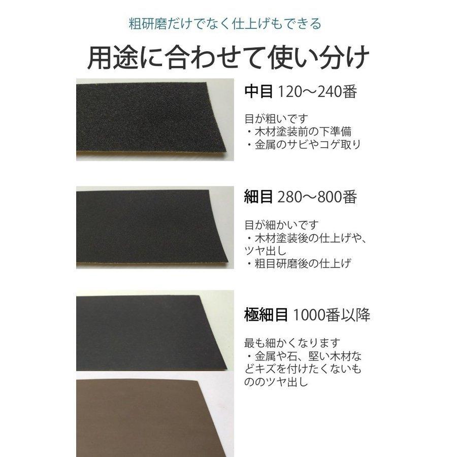 手のひらのタコをヤスリの種類で質問です。 手のひらのタコを削るため写真のような黒いサンドペーパーの320番を使いました。 筋トレをしていて手の付け根にタコができるので紙やすりで削ることにしました。 そこで自宅にたまたまあった紙やすりで削ったら結構いい仕上がりになったのですが茶色い紙ヤスリと黒い紙ヤスリ違いは何ですか? また手のひらのタコを削る場合どちらで、どのような粗さがいいのでしょうか?