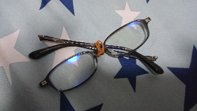 折れたメガネは何ごみですか?