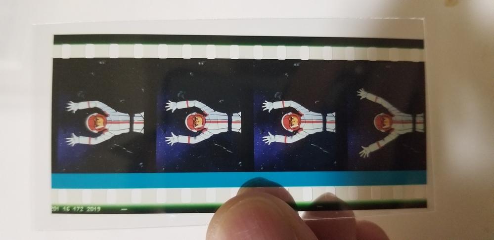 閃光のハサウェイの特典フィルムについて このフィルムは何のシーンかご存知の方いらっしゃいますか?