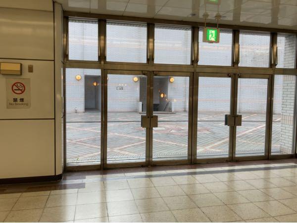 名古屋駅の東山線改札付近にあるのこの空間はなんのためのものなのでしょうか?通るたびに気になってしまい教えて頂けると幸いです。