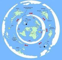 地球は平たくて、我々はまだ端っこがどうなってるかを知りません。 人生を楽しく過ごすとか言ってる場合でしょうか?  南極(我々の大地を囲む氷)の先に何があるか調べなくて良いのでしょうか?