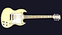 「もしもインギーがAC/DCのギタリストだったら」に出てくる、このインギーが魂を売ったSGが欲しいんですが、どこで売っているのでしょうか?