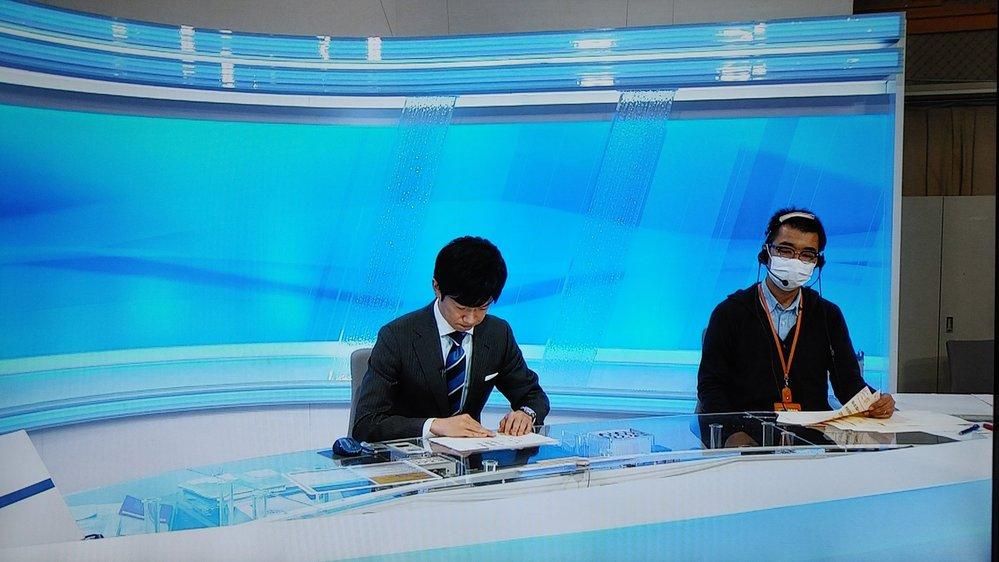 NHKニュース スタジオセットは2020年~ですか?