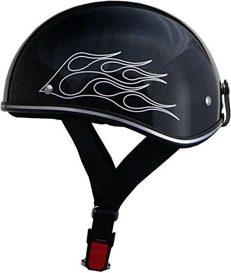 マグナ50にこのようなヘルメットはおかしいですか?