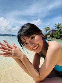 【大喜利】画像の豊田ルナは何と言っていますか?
