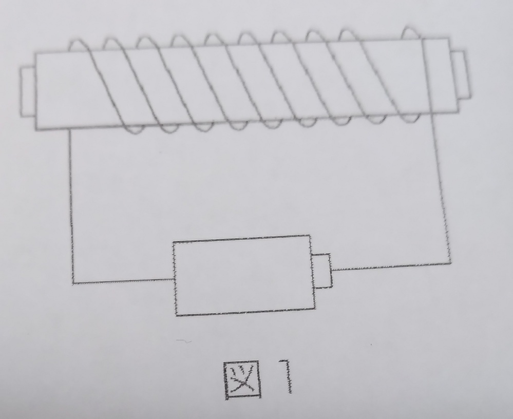 中学受験の理科の問題についてお聞きします。 ---------- 図1のコイルから鉄の棒を取り除き、次の1,2のようなにして磁石の強さを調べました。図1の時に比べ、それぞれどのようになりますか。...
