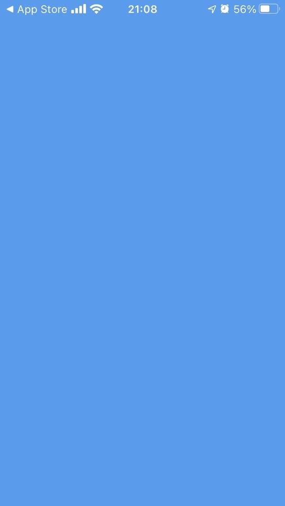 Yahoo!天気アプリをダウンロードしようとしても、うまくダウンロードできません。 何度やってもただ青い画面が出てくるだけで、アイコンも時折蜘蛛の巣上になります。 因みに、他のアプリはダウンロー...