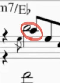 MuseScoreについて。 この画像の様に音符を連続して鳴らすにはどうしたらいいでしょうか?