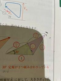 30°の三角比がなぜこのようになるのか分かりません。30°の三角比は1:2:√3ではないのですか?