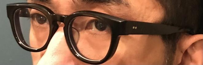 このメガネどこのメーカーで品番などもわかる方いらっしゃいますか? 回答よろしくお願いします!