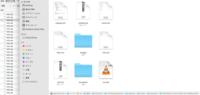 クリップスタジオのzip ファイルって捨ててもいいですか? macでクリップスタジオをインストールしたのですがzipファイルが大量に入ってます。これって削除してもいいモノですか?