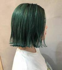 美容師さんに質問です!ブリーチ一回でこの色入りますか?