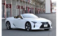 【レクサスLCコンバーチブル】車両価格は、1600万円です。自動車産業の闇でしょうか?