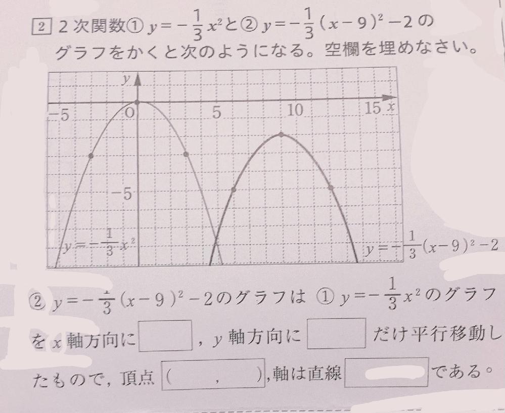 教えてください。数学。