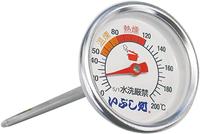 温度計についての疑問です。 燻製用の炉内温度計は 肉などの中心温度を測る 温度計として使えるでしょうか? どなたか教えてください!