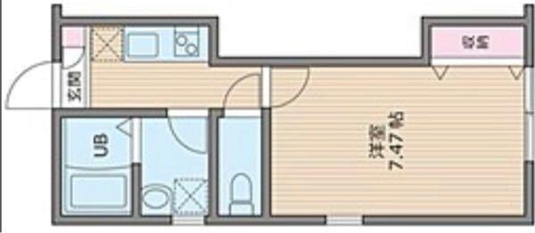 この間取りの場合のベッドの置き場はどこがいいと思いますか? ちなみにベッドはローベッドでセミダブルです。