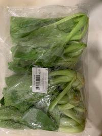 この野菜は何の野菜ですか。 ベトナムで購入しました。 オススメの調理方法など教えてもらえるとうれしいです?