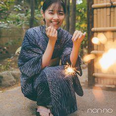 nonnoの9月号にこの西野七瀬さんの写真載ってますか?