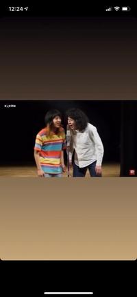 この人たちはなんて名前の芸人さんですか?