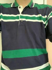 男子大学生です。このポロシャツダサいですかね?これにある着こなし術を教えてください。
