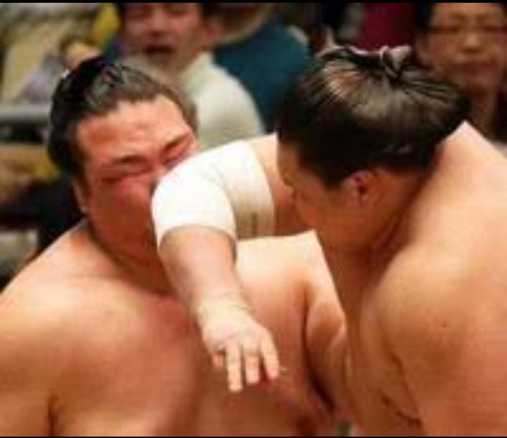 これが相撲かっ?