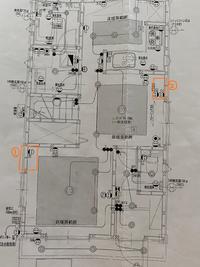 エアコンの設置位置について悩んでいます。 17畳ほどのLDKで20畳用のダイキンのエアコン一台を購入しました。 s字のような形をしていますので、どの位置につければ全体に風が行き渡るのかアドバイス頂きたいです。