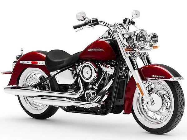 このバイク、ハーレーの何ていうやつですか?