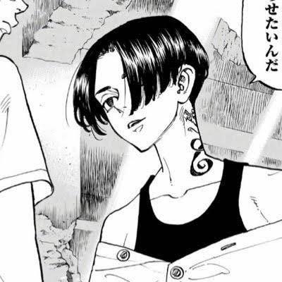 黒髪マイキー風のセンターパートにしたいです パーマはかけた方がいいですか? 直毛です。