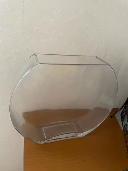 処分方法教えてください ガラスの鉢植え? 何ゴミですか?