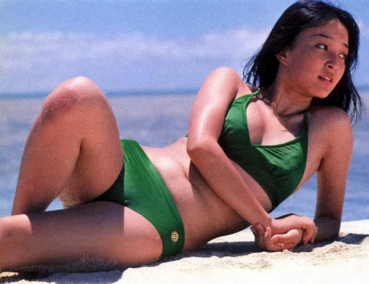 倉田まり子は可愛いかったですか?