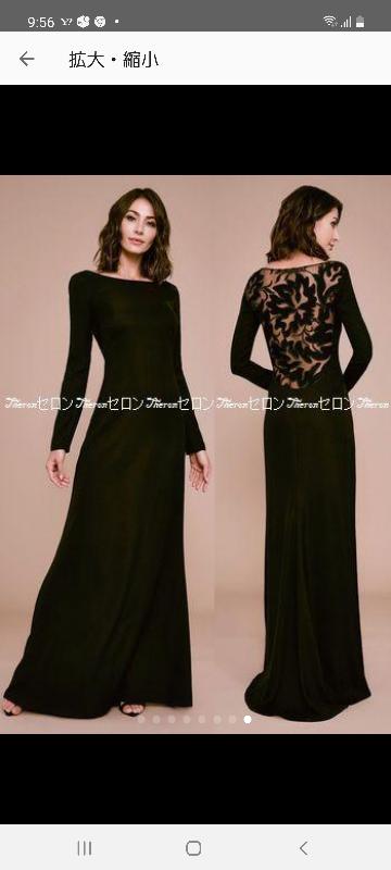 常識知らずで恥ずかしいのですが… SYOUJI KOGAのバックレースのロングドレス。 新郎の母親が着たら恥でしょうか?