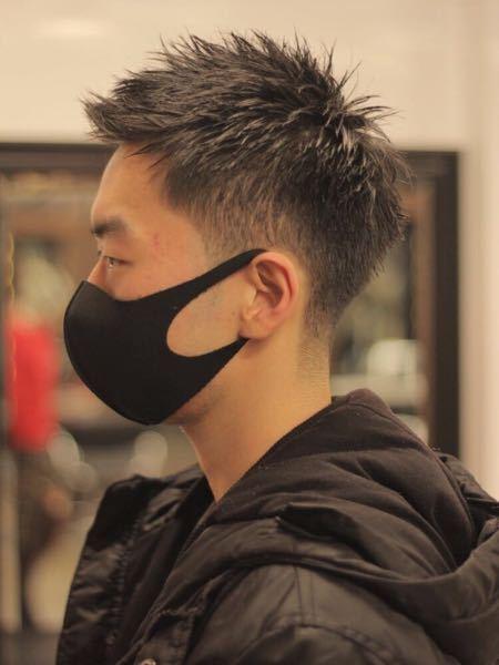 この髪型の刈り上げは何ミリですか?