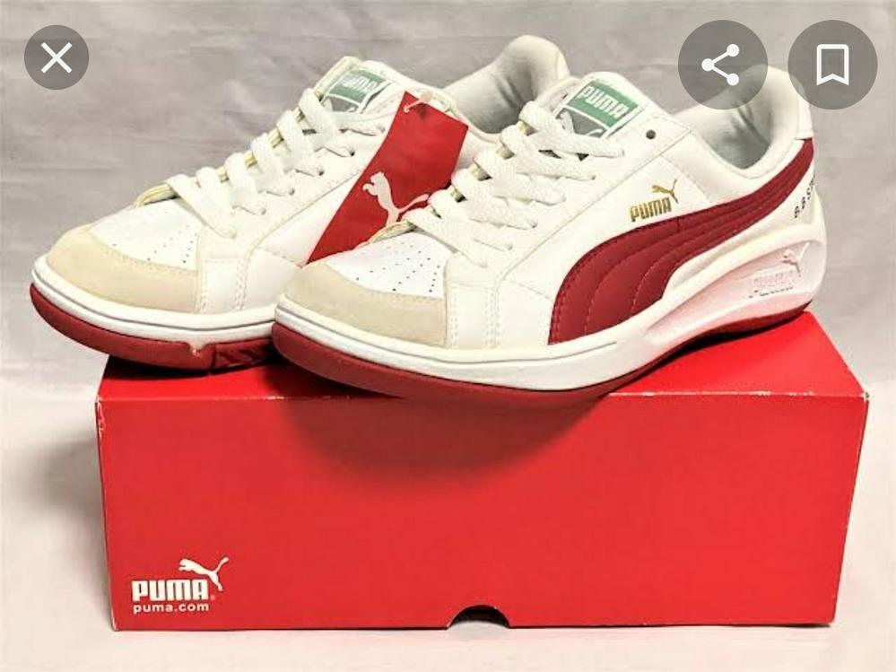 17年程前にこのスニーカーに一目惚れし親に買ってもらい履いていたのですが、現在はもう廃盤になってしまってるのでしょうか?新しい靴が欲しくて探しているんですがふと、この靴が履きやすかったな~と思い出したの で。