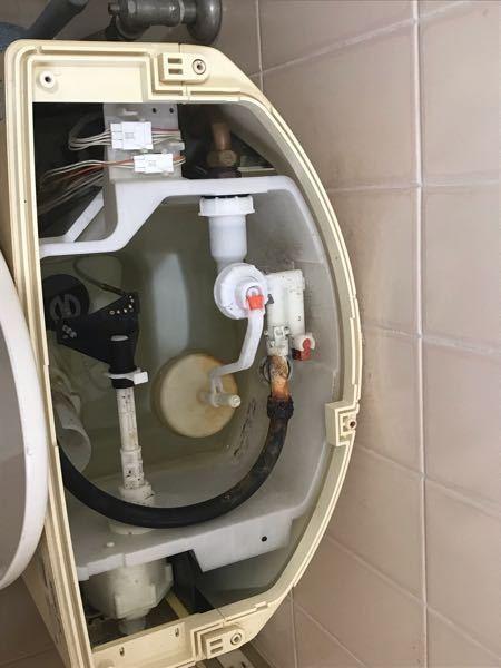 このトイレ何ですが、パイプを変えたいのですが売ってますか?