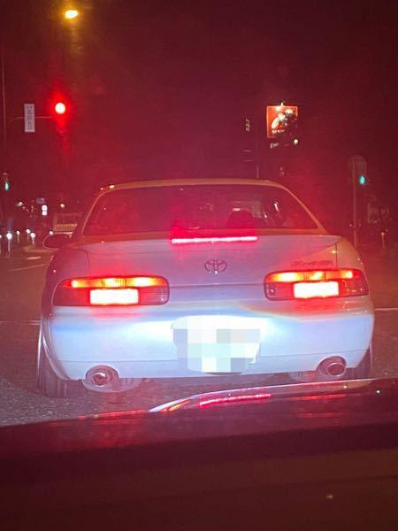 この車の車種分かりますか?
