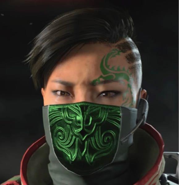 これゲームなんですけど、この髪型ってモヒカンですか?