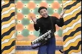 昔ボキャブラ天国のキャブラーだった幹てつやの使ってるキーボードはどこのメーカーの何という機種ですか?