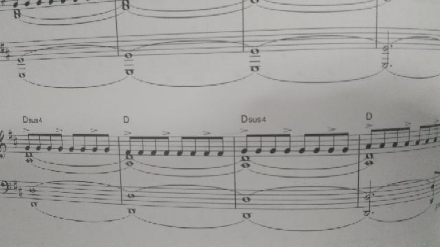 これはスラーですよね 1小節ごと弾くのですか? もしくは1回ひいたら鍵盤押しっぱなしですか? 質問内容下手ですみません