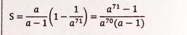 右の式から左の式になるまでの途中式を教えて下さい