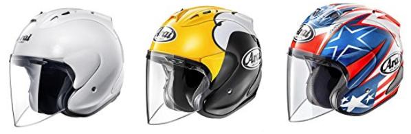 ジェットヘルメットて危ないのですか。 ・・・・・・・・・・・・・・・・・ ジェットヘルメットは事故したとき顔面を怪我するなどとマウントする人がいますが。 ですがアライやショウェイといった一流のヘルメットメーカーがそんな危険なヘルメットを作るわけがないと思うのですが。 よく分からないのですが。 たぶん顔面はシールドがクッションになってくれると思うのですが。 と質問したら。 motogpレーサーはレース中にジェットヘルメットを被っていない。 と回答がありそうですが。 それは極論だと思いますが。 それはそれとして。 ジェットヘルメットを被っていたら安全意識の低い人ということですか。 そんなことないと思うのですが。 ですがジェットヘルメットだと顔面を大怪我するとマウントする人がいますが。 アライやショウェイがそんな危険なヘルメットを作っているのですか。